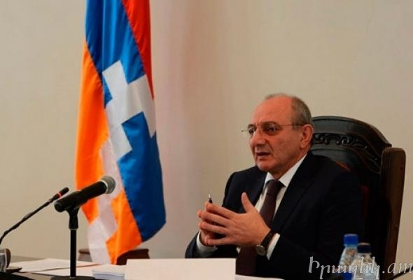 Бако Саакян назначил Араика Багиряна министром здравоохранения