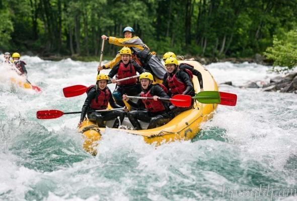 На реке Дебед пройдет первенство Армении по рафтингу